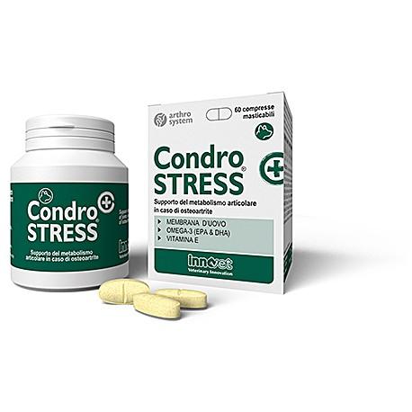 CONDROSTRESS+ 60 COMPRESSE MASTICABILI