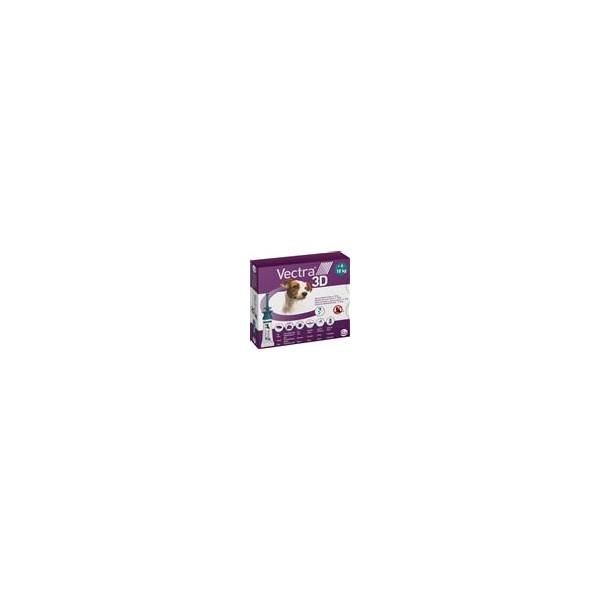 VECTRA 3D SPOTON 3 PIP 4 - 10 KG VERDE