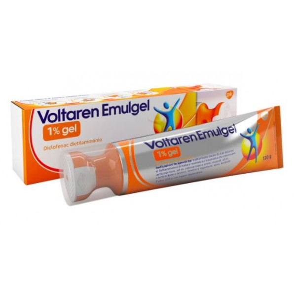 VOLTAREN EMULGEL 1% GEL 150 GRAMMI