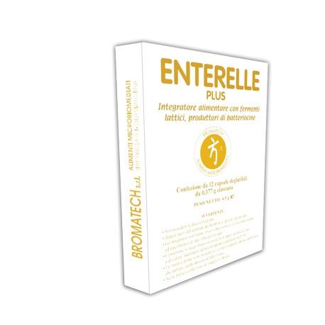 ENTERELLE PLUS 12 CAPSULE