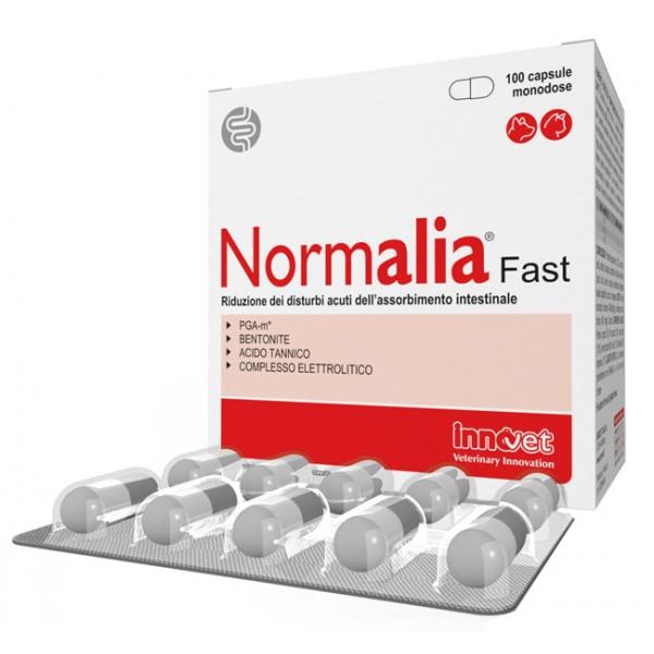 NORMALIA FAST 10 CAPSULE