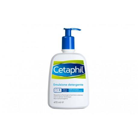 CETAPHIL EMULSIONE DETERGENTE FLUIDA 470 ML