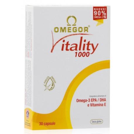 OMEGOR VITALITY 1000 30 CAPSULE