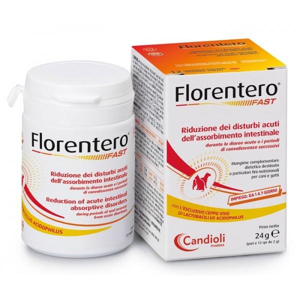 Florentero fast 12 compresse