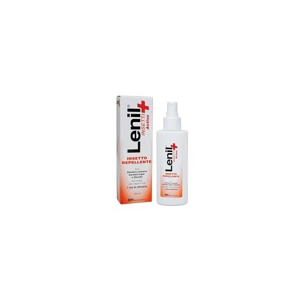 LENIL INSETTI ACTIVE SPRAY 100ML
