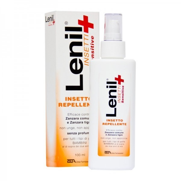LENIL INSETTI SENSITIVE EMULSIONE  100 ML