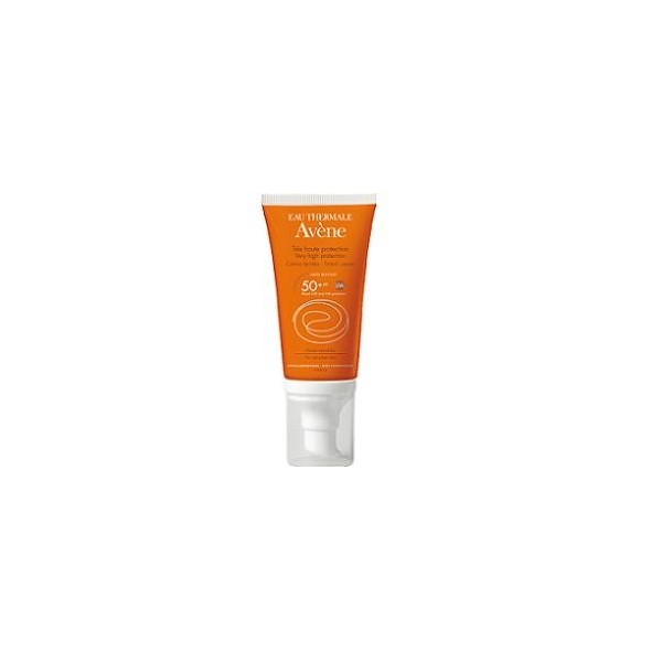 AVENE SOL CREMA COLORATA 50+  TUBO 50 ML