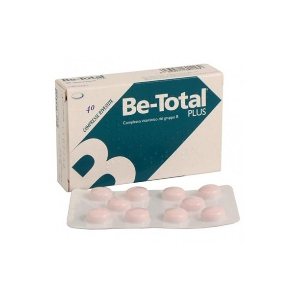 BETOTAL PLUS 40 COMPRESSE