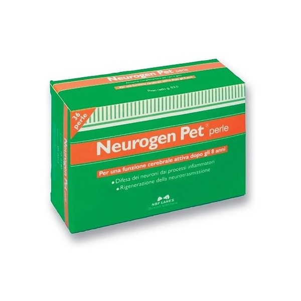 NEUROGEN PET 60 PERLE