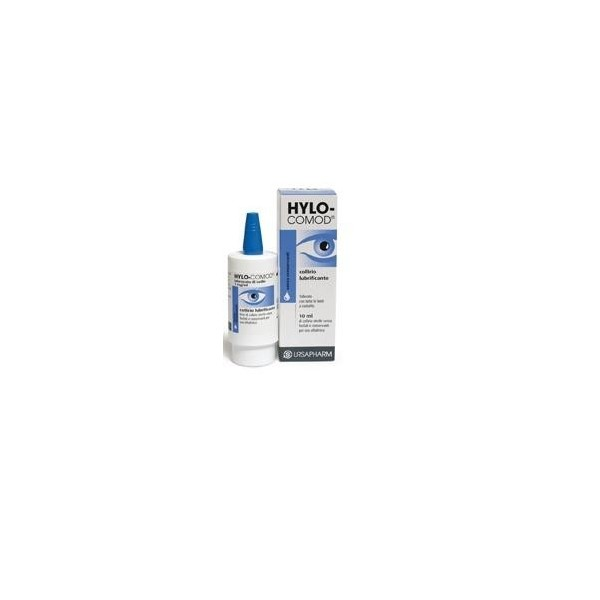 HYLO COMOD ACIDO IALURONICO 0,1% COLLIRIO 10 ML