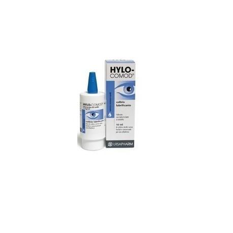 HYLO COMOD ACIDO IALURONICO 0,1% COLLIRIO 10 ML