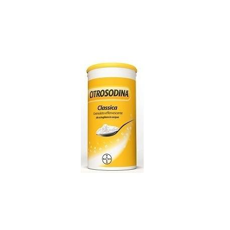 CITROSODINA EFFERVESCENTE GRANULARE 150 GR