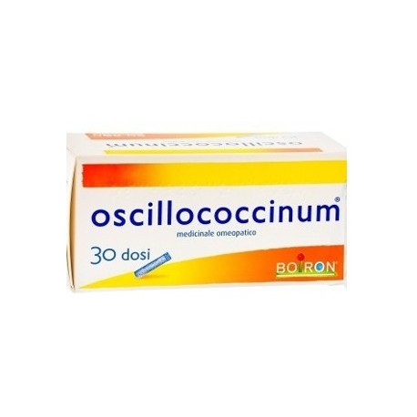 OSCILLOCOCCINUM 200K 30 DOSI