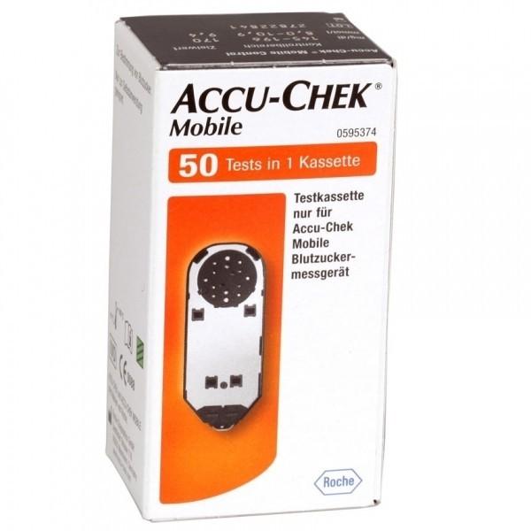ACCU-CHEK MOBILE 50 STRISCE