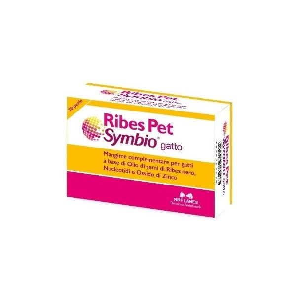 RIBES PET SYMBIO GATTO 30 PERLE