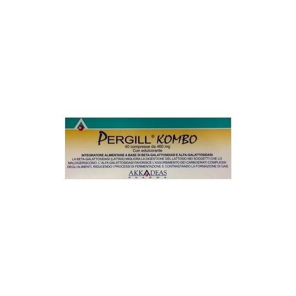 PERGILL KOMBO 40 COMPRESSE