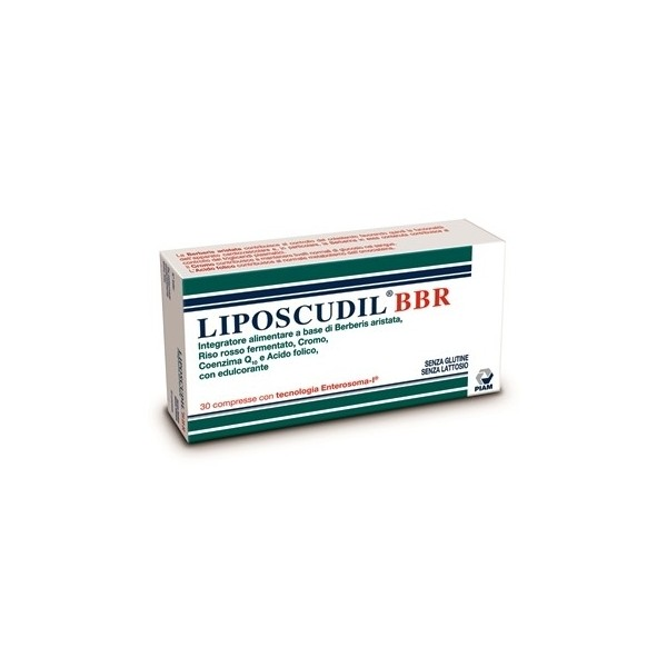 LIPOSCUDIL BBR 30 COMPRESSE